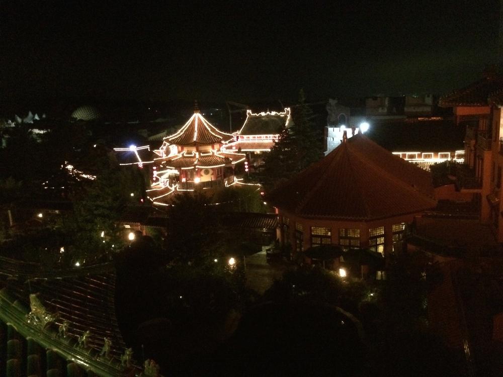 Hotel Ling Bao at Phantasialand