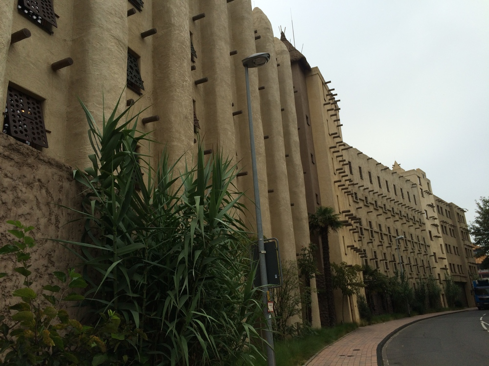 Hotel-Village Matamba