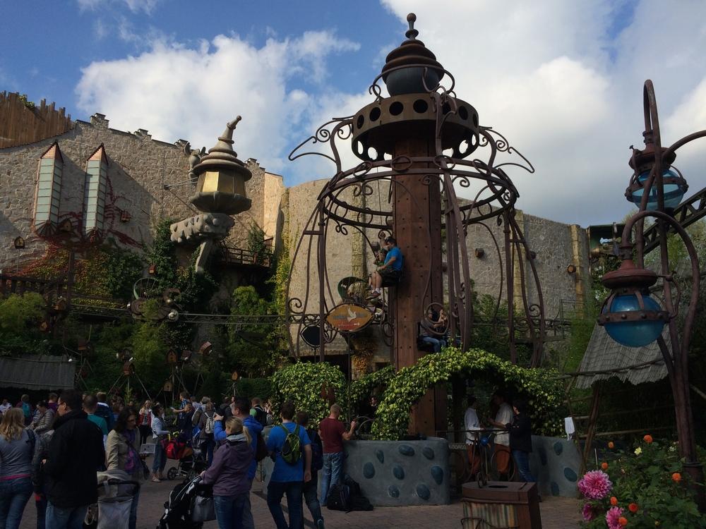 Wirtl's Taubenturm – Heege tower ride