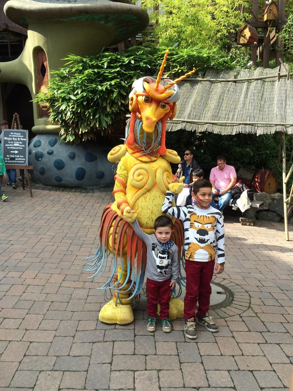 Phenie – The Magnificent Phoenix (dragon)