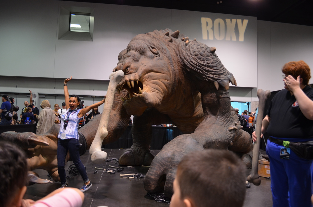 Roxy the Rancor