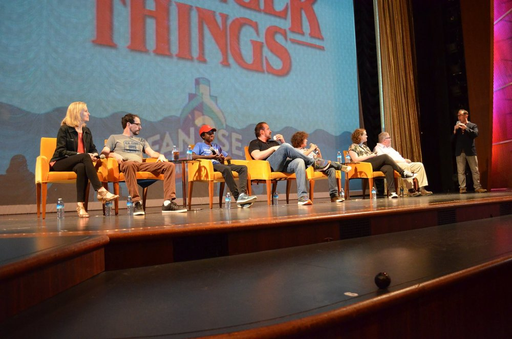 Stranger Things Panel