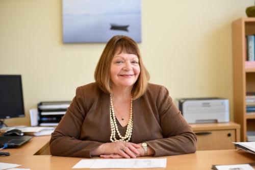Deborah Farquhar Jones, President