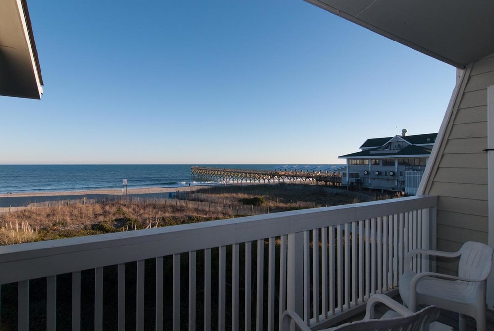 Enjoy one week in Wrightsville Beach, NC. Family and friends will relish the breathtaking beach and welcoming ocean sounds at this comfortable and well appointed ocean front townhome with 4 BR (4th bedroom is loft) and 2.5 bathrooms. Four private decks let the sea breezes and ocean sounds lull you into total relaxation any time of the year. Donated by Dottie Gaffney.