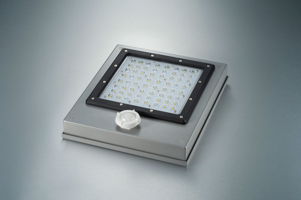 LED Low Profile Sensor Fixture