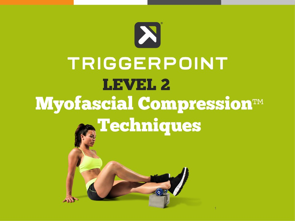 TriggerPoint Level 2 Myofascial Compression