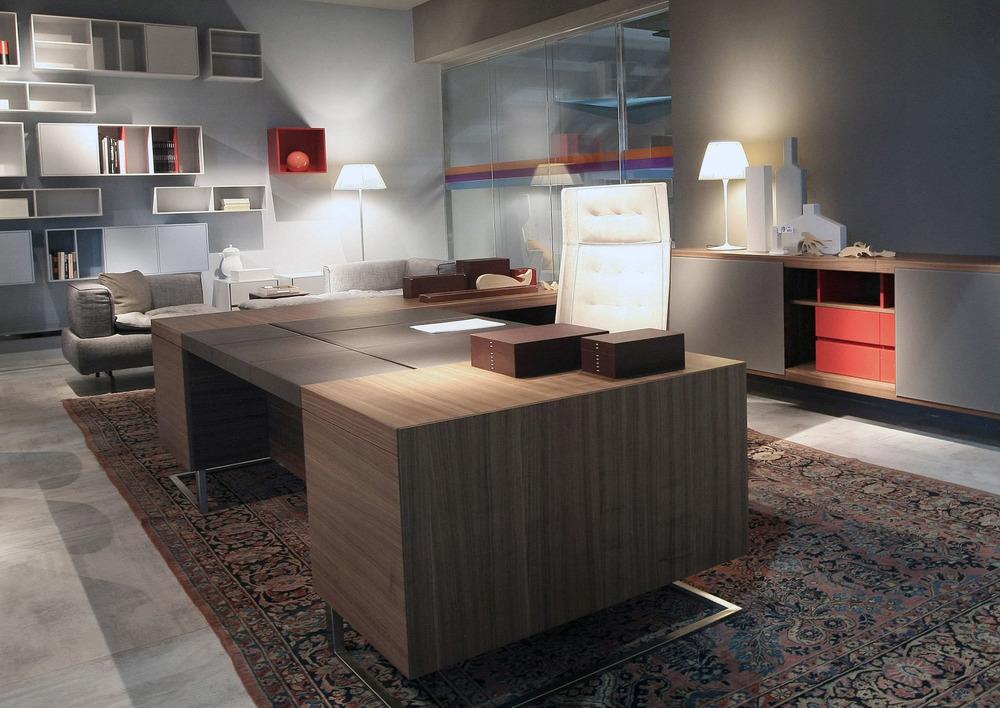 Mesa deck escritorio direcci n for Escritorios de direccion