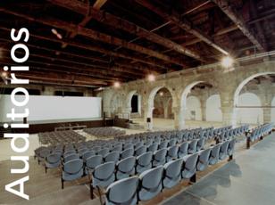 Butacas auditorios