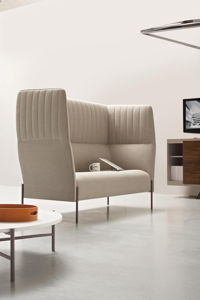 Sofá diseño oficina