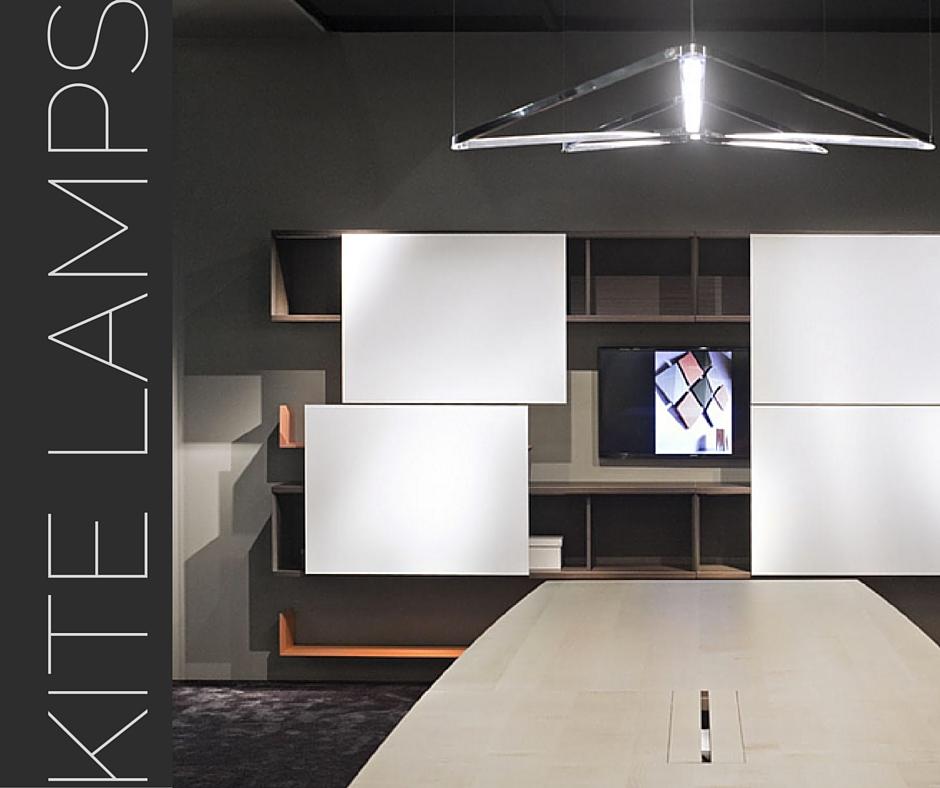 Kite Lamps | Iluminación & Acoustic Solutions