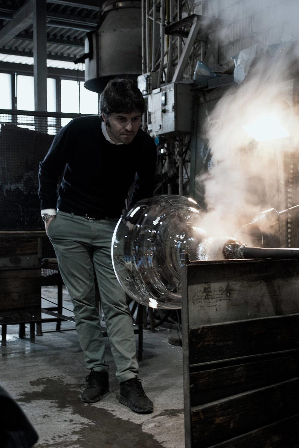 Francesco Favaretto - Diseñador