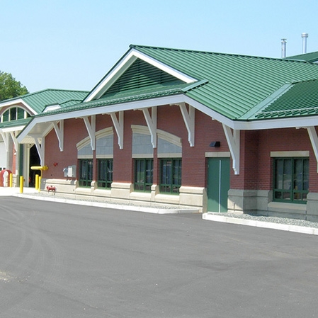 MA National Guard Facility