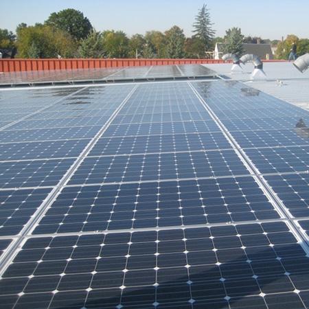 LRTA Roof & Solar PV Installation
