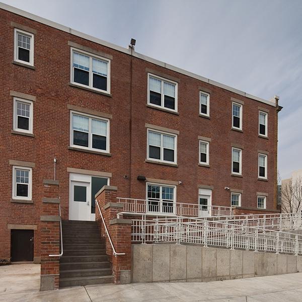 Trustman Apartments