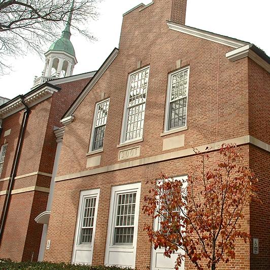 Weston Town Hall