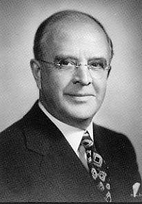 Charles W Seabury, 1936-37
