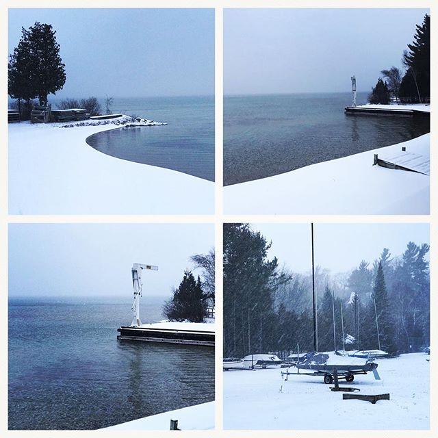 Winter Wonderland #upnorth #babyitscoldoutside❄️#imdreamingofawhitechristmas #clyc