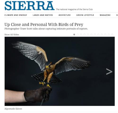Sierra Magazine, September 2017