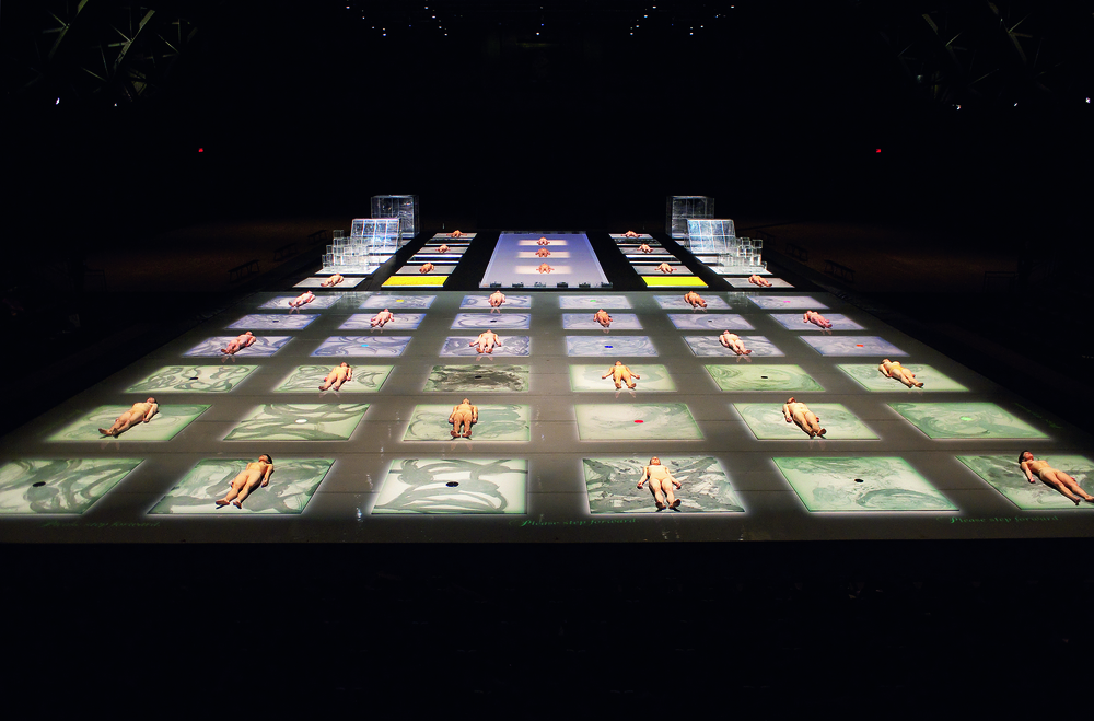 Undivided Divided at Park Avenue Armory