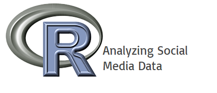 Analyzing Social Media Data with R Workshop on January 24th