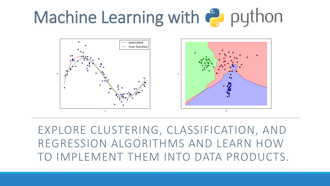 Machine Learning with Python Workshop on Feb 20th — Data