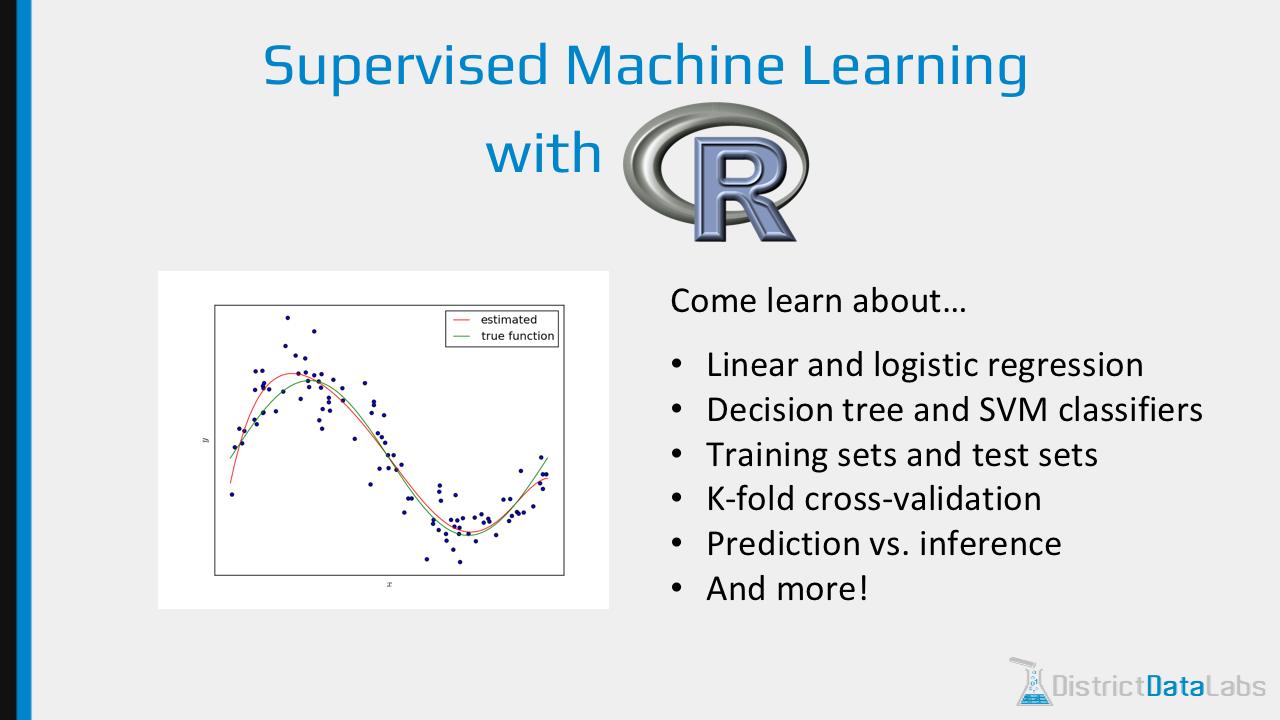 machine learning — Blog — Data Community DC
