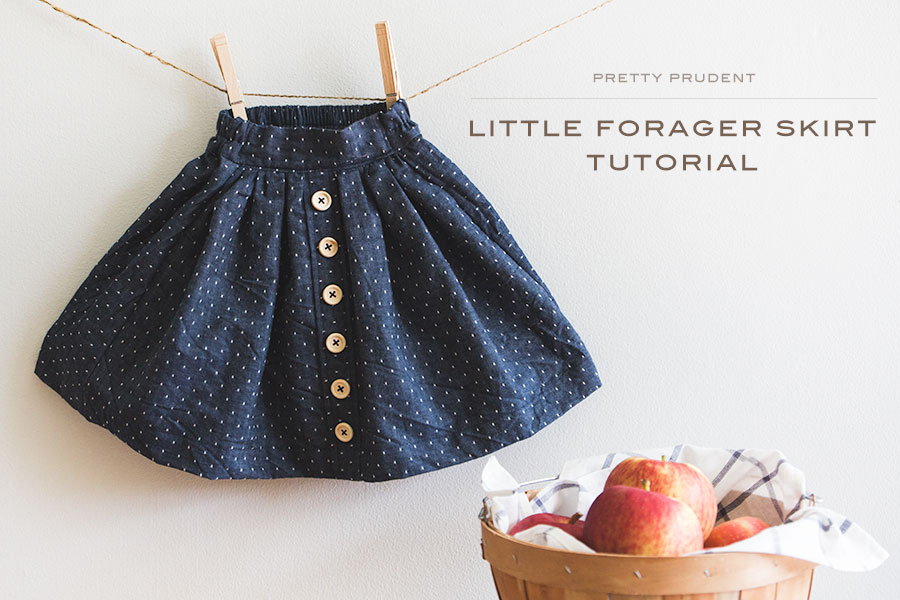 Little Forager Skirt