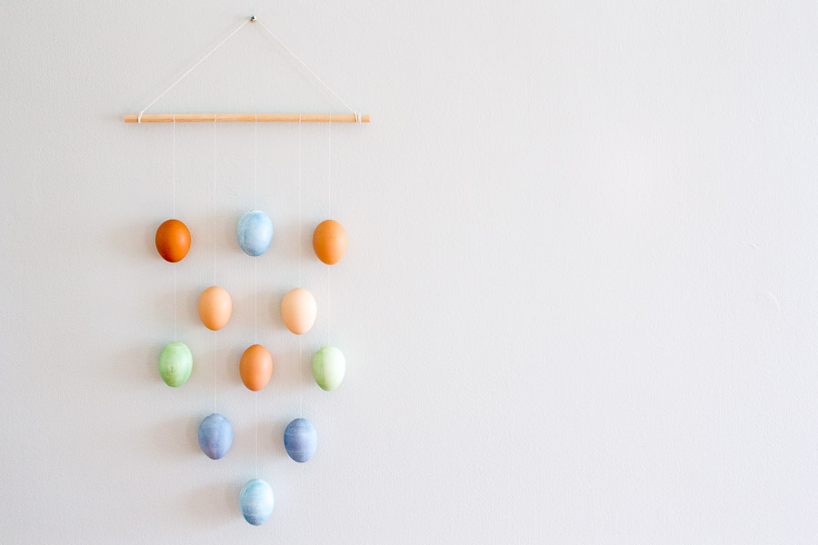 EASTER EGG WALL HANGING