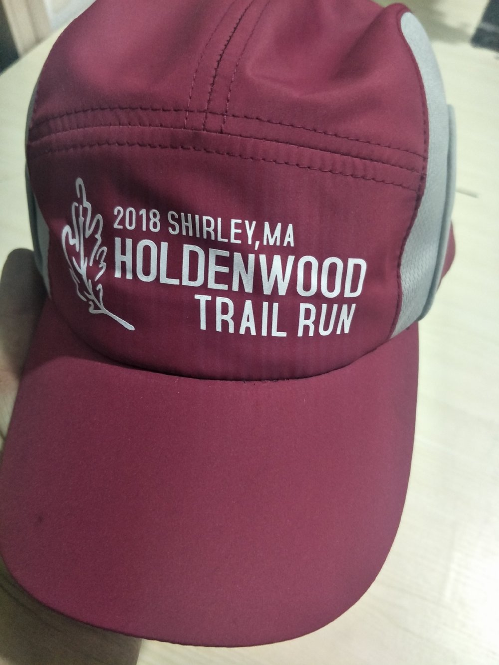 HTR Race Hat - The 2018 HTR race hat is available for free to the first 300 runners to sign up.  We currently have passed the 300 runner mark for this run but signup is still open!