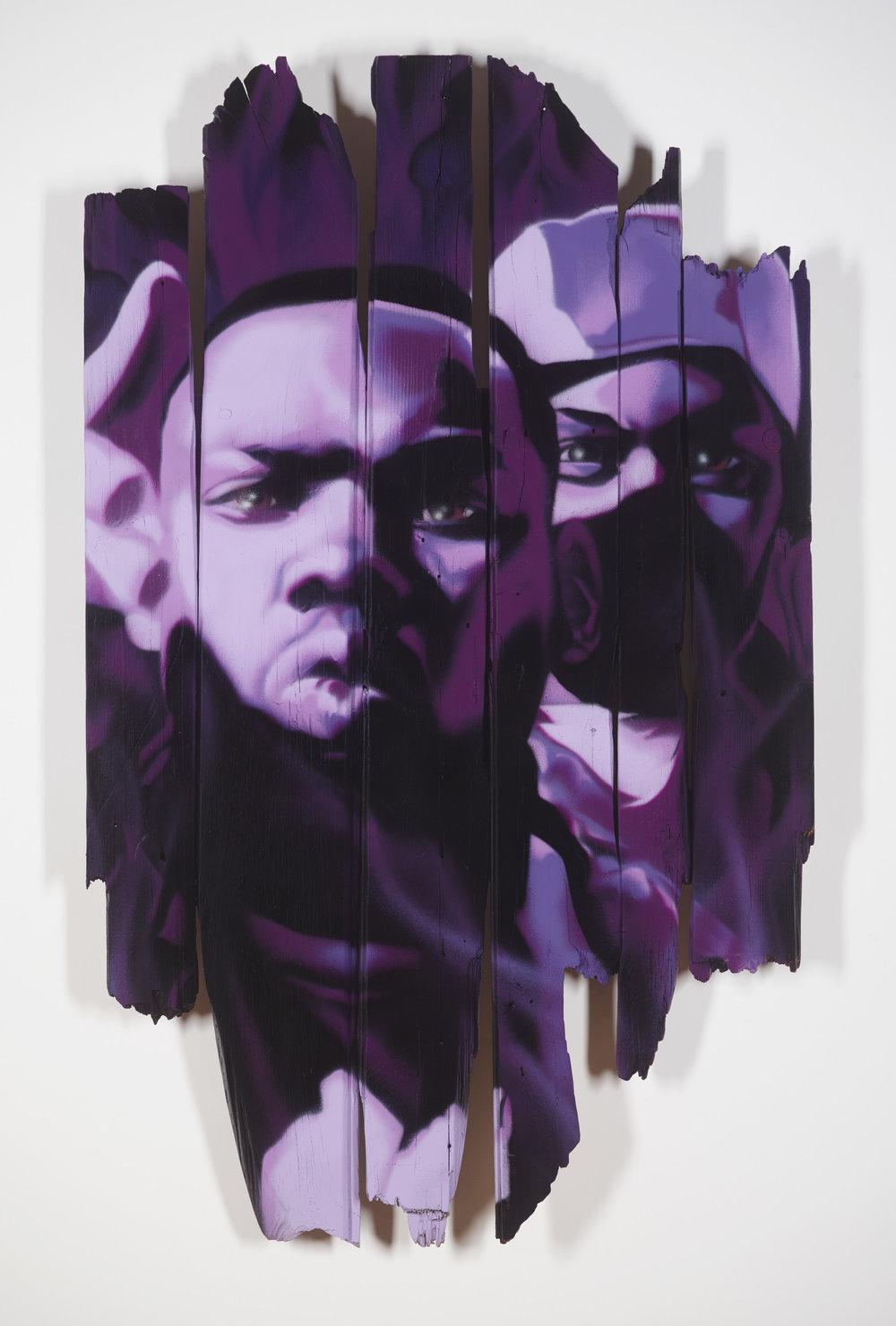 The Purple Tape