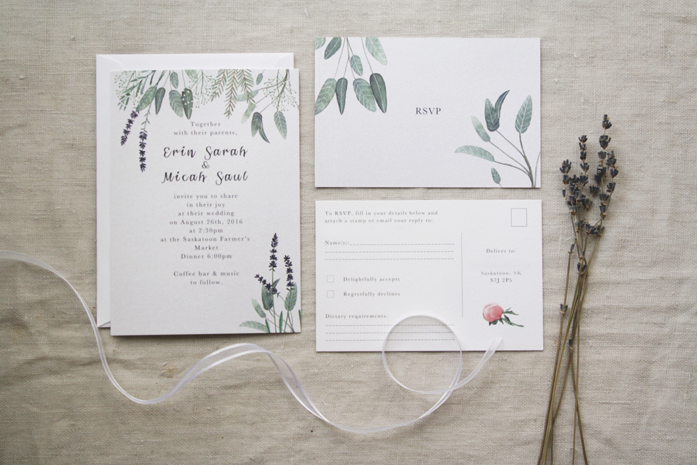 Lavender and Sage Invitation Suite by Jenni Haikonen.jpg