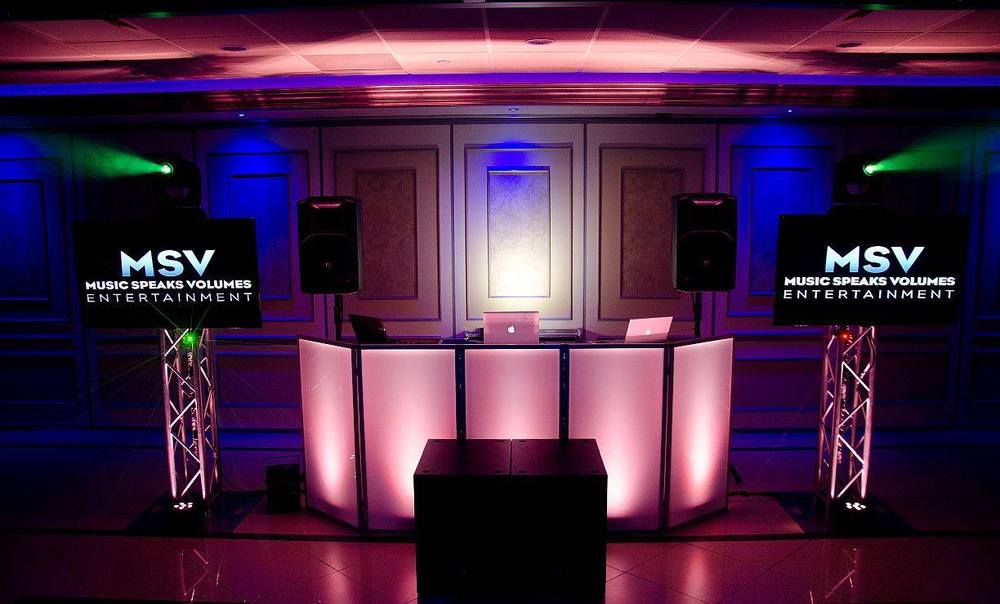 The area's best Sweet 16 DJ Company