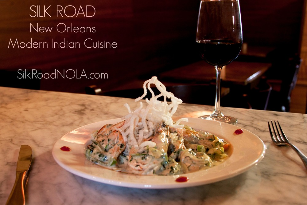 Silk Road Indian Restaurant of New Orleans