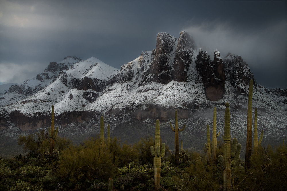SONORAN SNOW