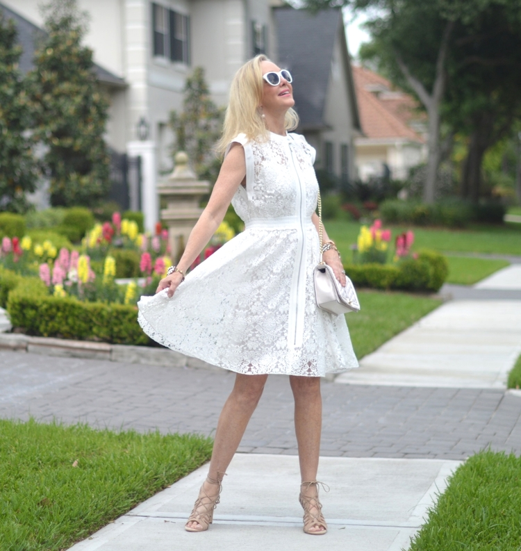 871510997136 ... whites...my favorite color for spring... — SheShe Show by Sheree Frede