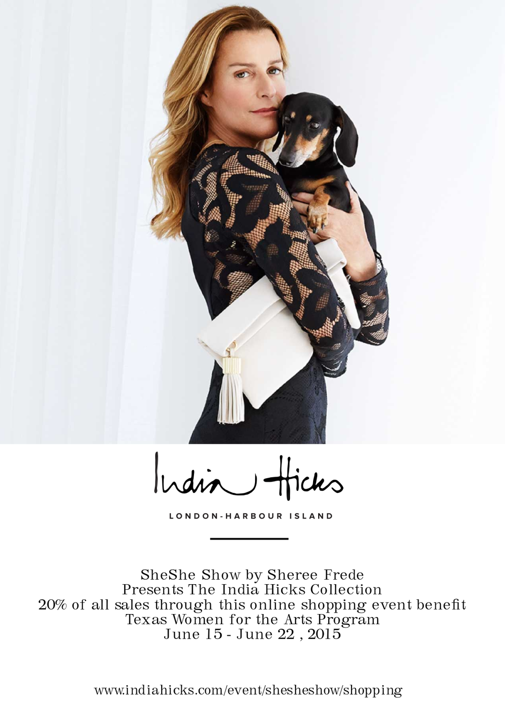 INDIA HICKS | royalty | model | mother | designer | business woman & much more