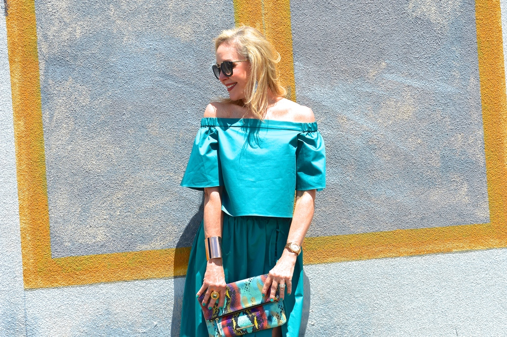 OFF THE SHOULDER….the ultimate trend!!!!
