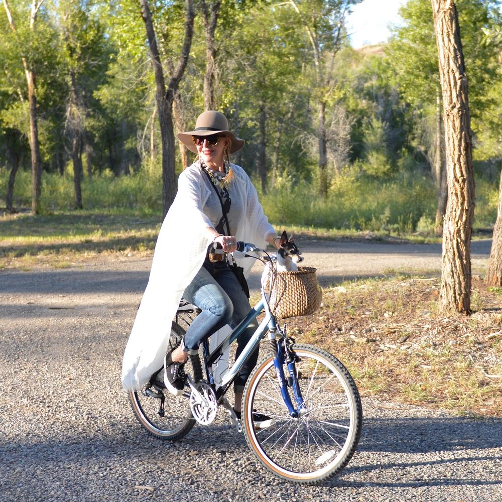 Biking…..Colorado Style