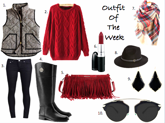 Oufit Of The Week!!!