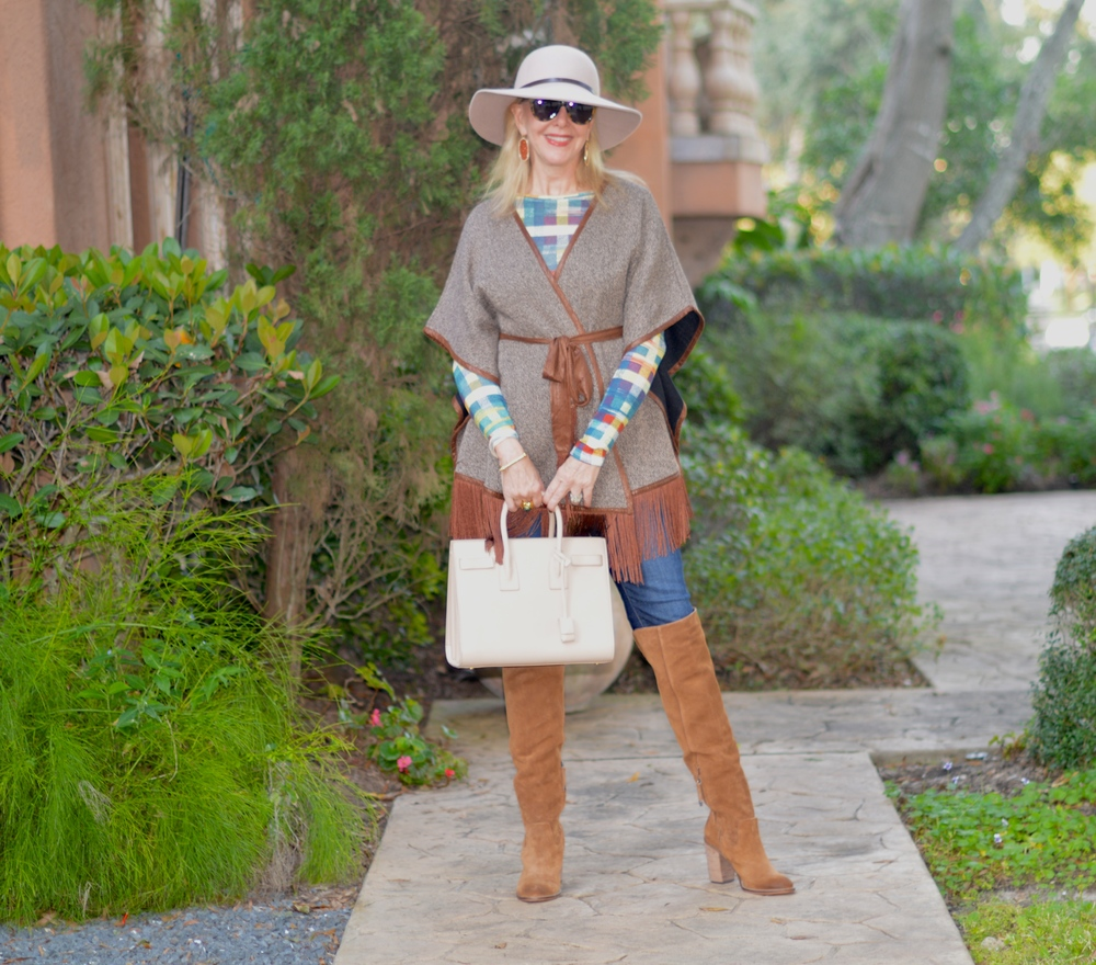 Wraps, Hats, and Boots