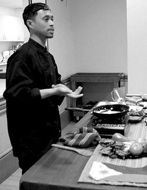 Jay-Ar Isagani Pugao, CEO & Executive Chef