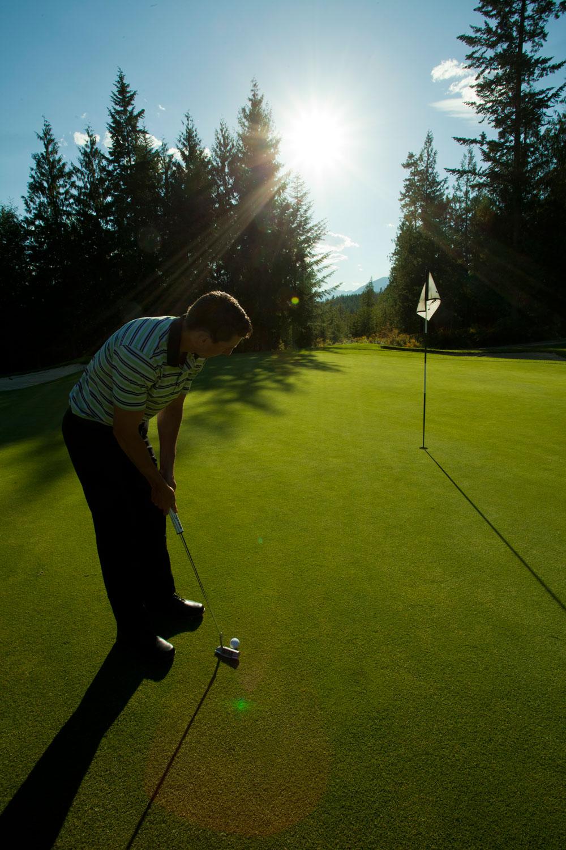 Super Kootenay Golf Special