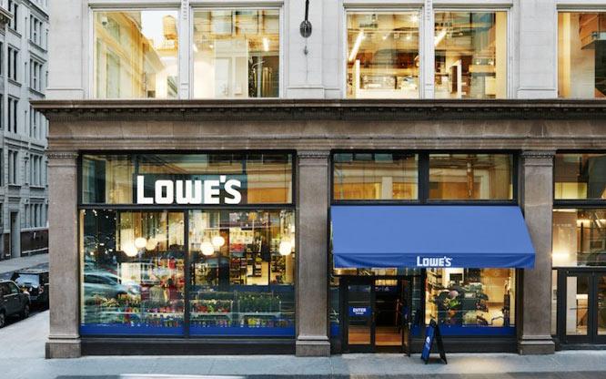 Lowe's,Chelsea NYC