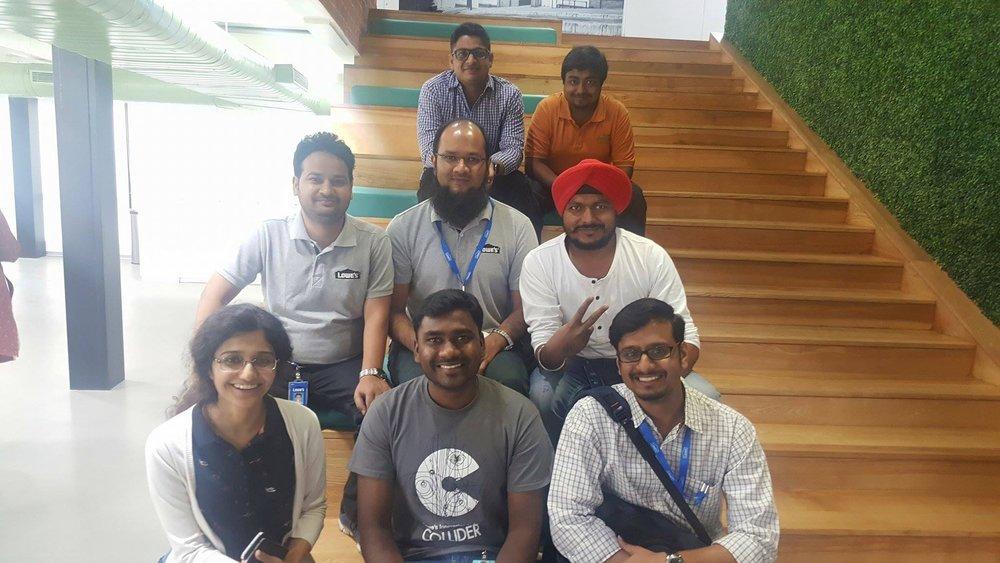 CSC-B Team