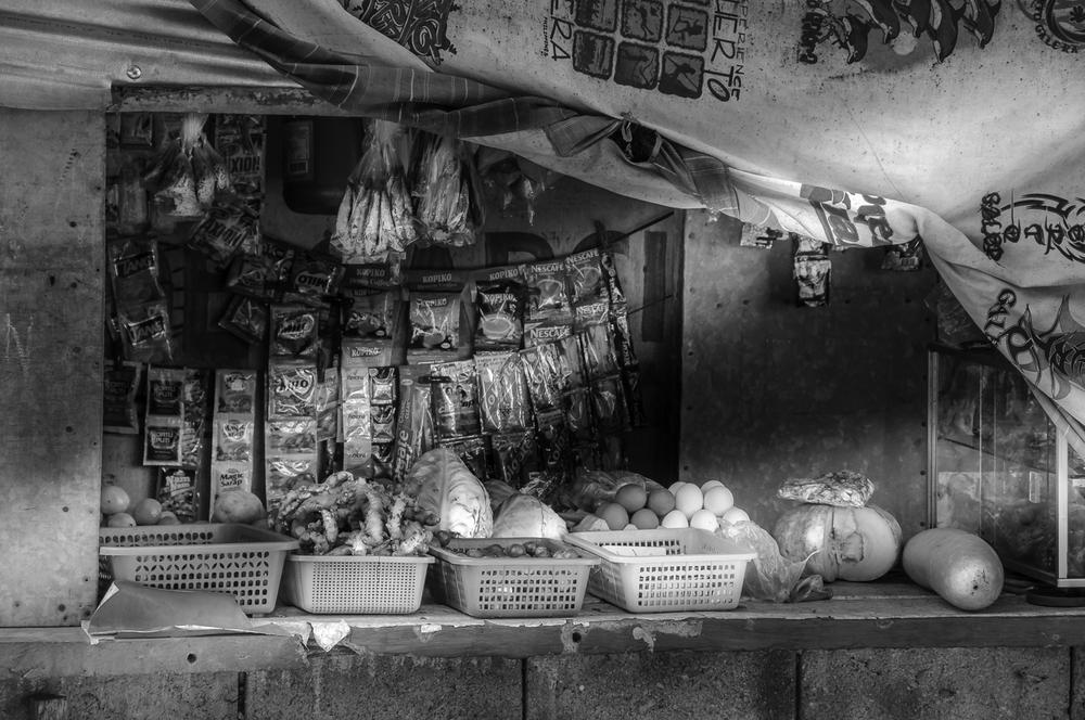 Sari Sari Store In The Philippines - Philippinen