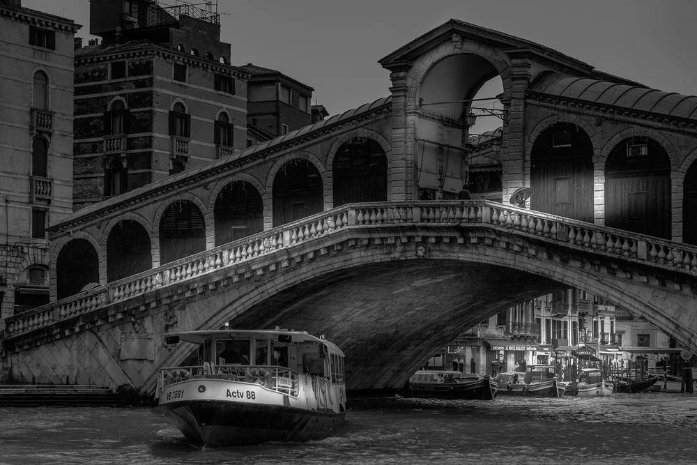 The Rialto Brigde Venice