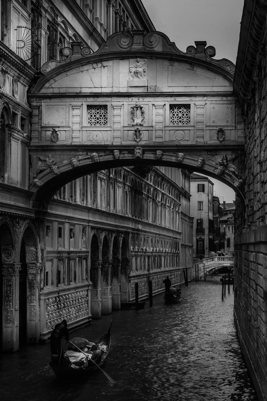 Seufzerbrücke - Venedig