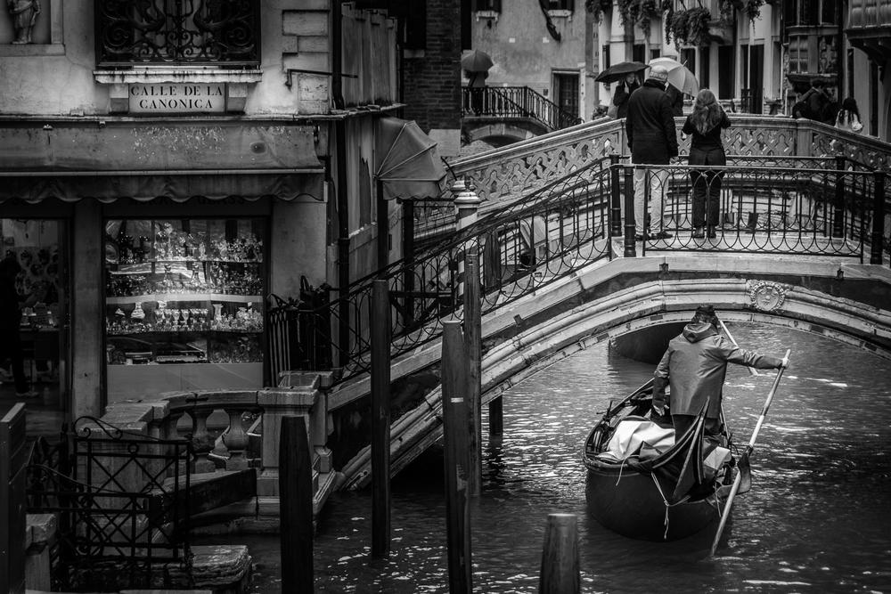 Calle De La Canonica Venice - Venedig