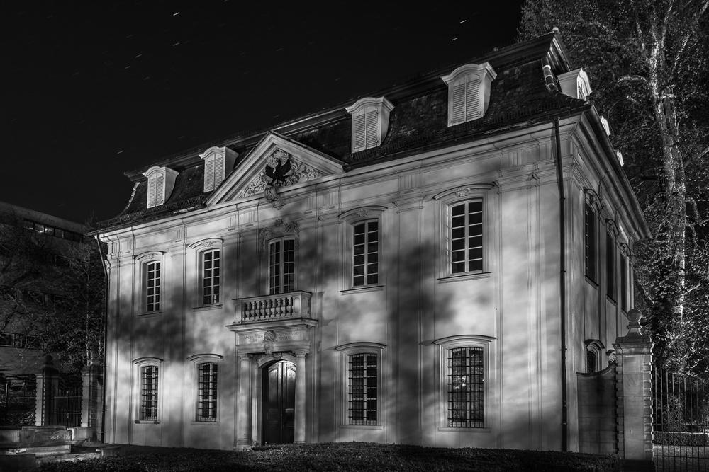 Schießhaus - Heilbronn bei Nacht