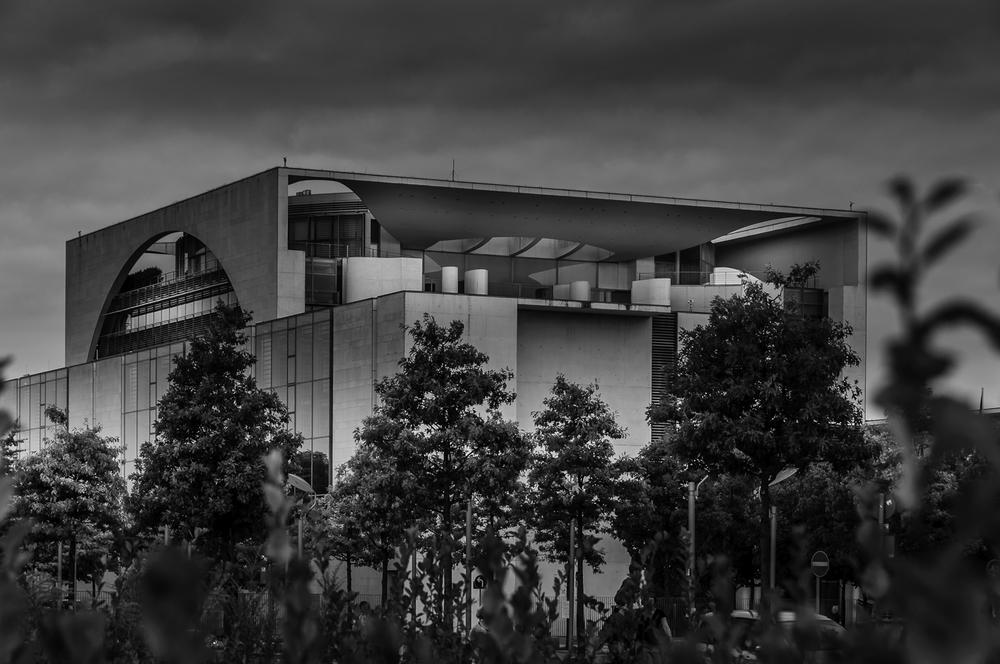 Das Bundeskanzleramt Berlin